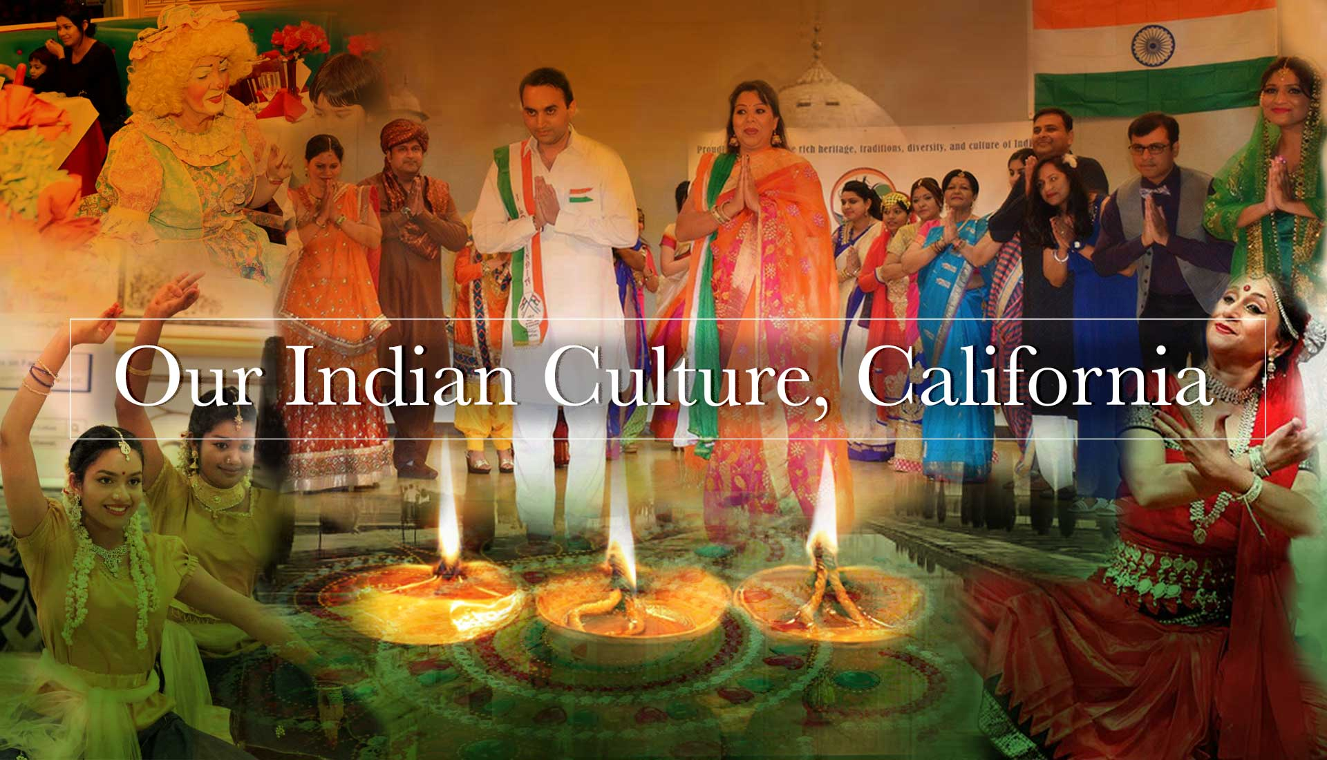 Our Indian Culture, based in Irvine California USA, organizes various Indian events