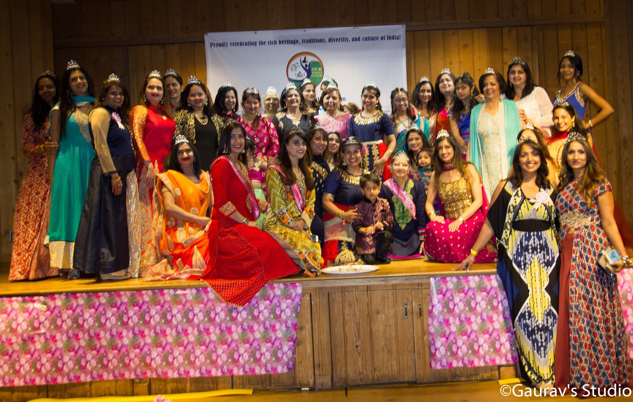 OurIndianCulture.com Celebrated Mother's Day In Irvine, CA
