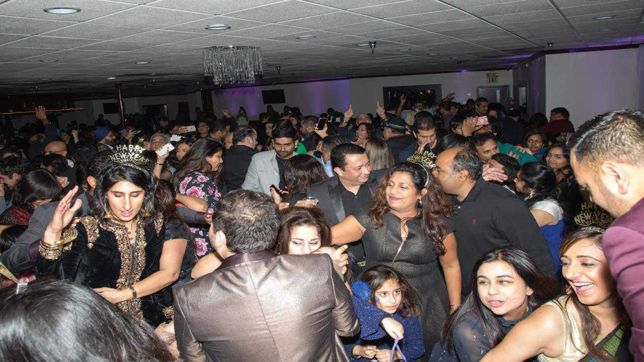 New Years Eve Bollywood Party In Anaheim CA USA organized by OurIndianCulture.com