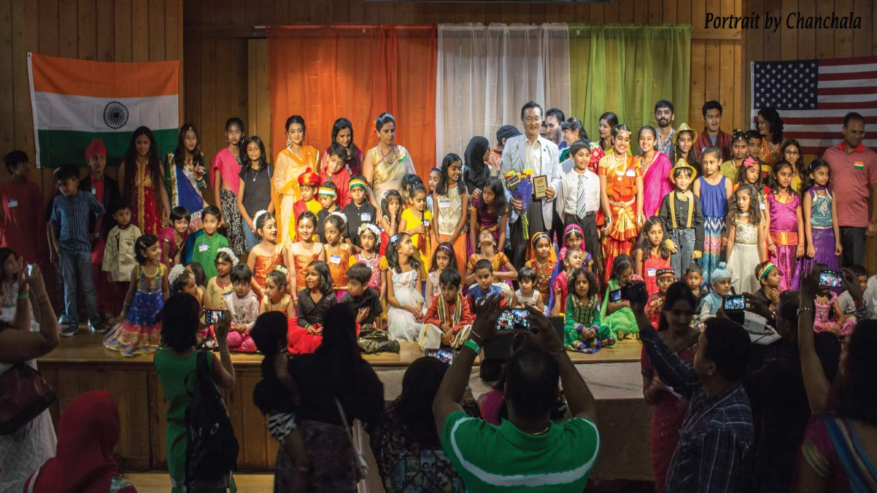 India Independence Day Celebration August 2016 Irvine CA Organized By OurIndianCulture.com