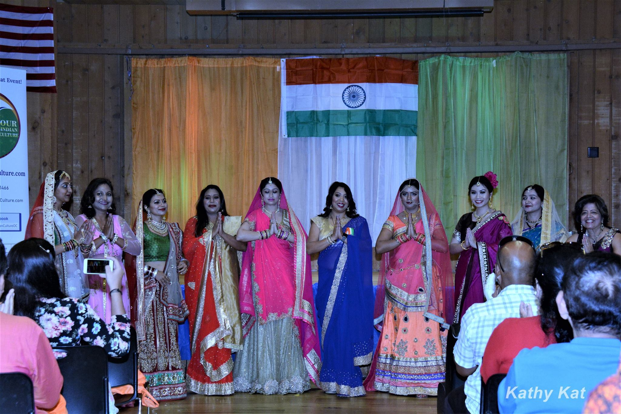 Brides of India Fashion Show by Our Indian Culture