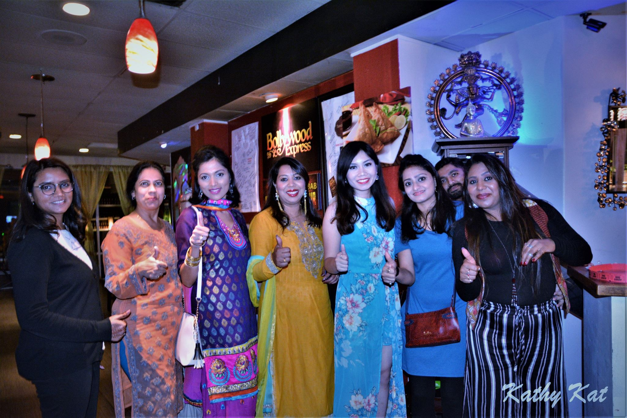 Pre Karwachauth Mela in Anaheim Orange County organized by Our Indian Culture