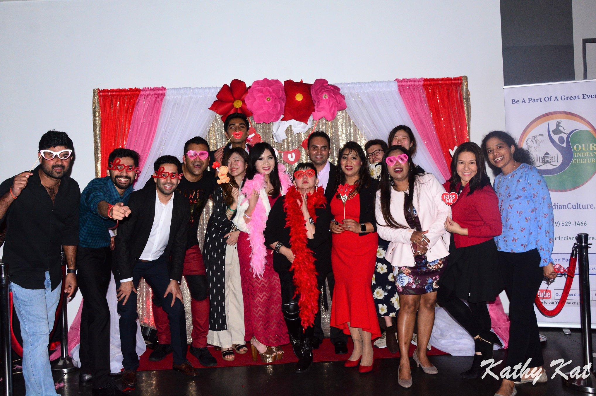 Valentine's Day Bollywood Party in Costa Mesa, Orange County