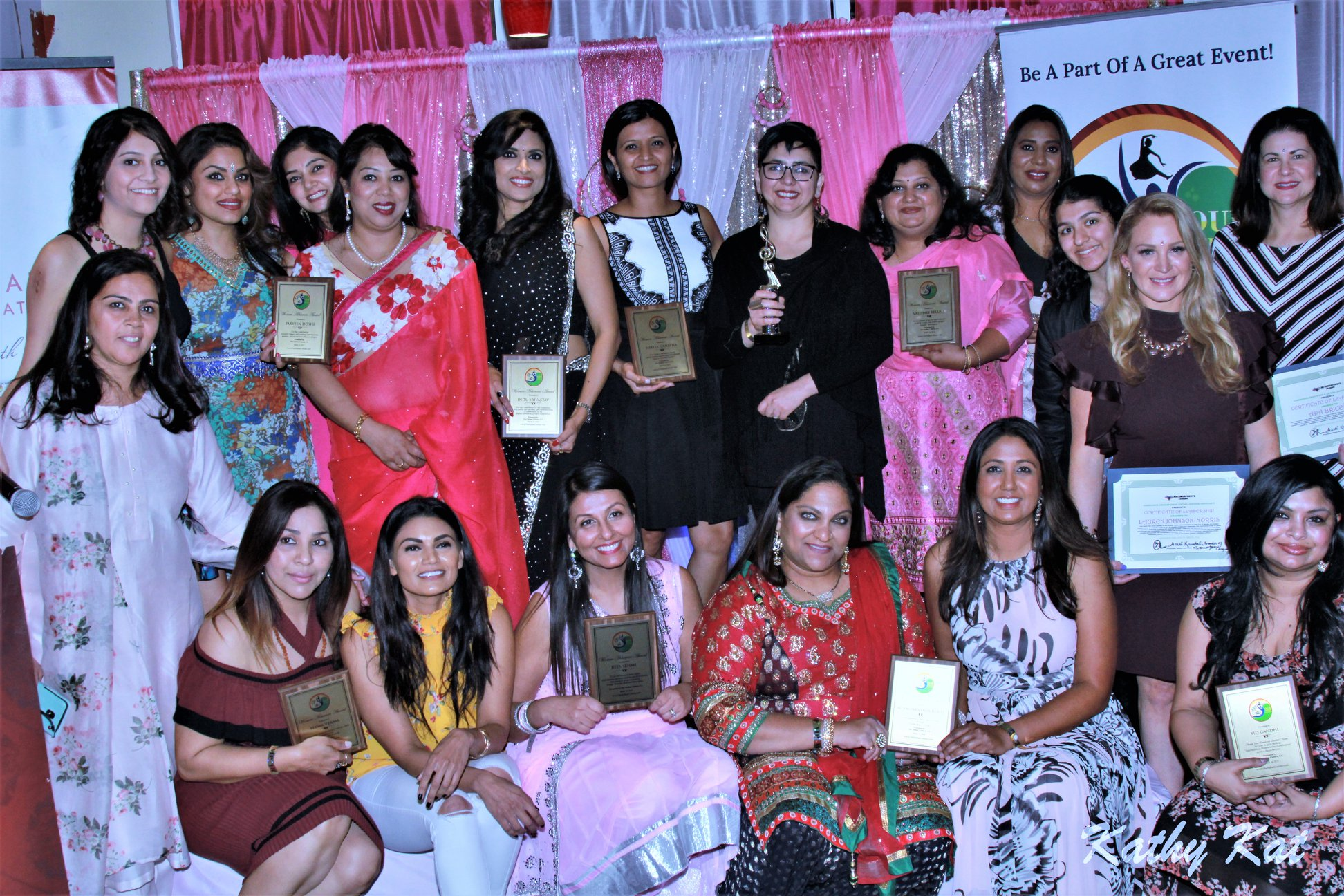 Women Achievers Award given by OurIndianCulture