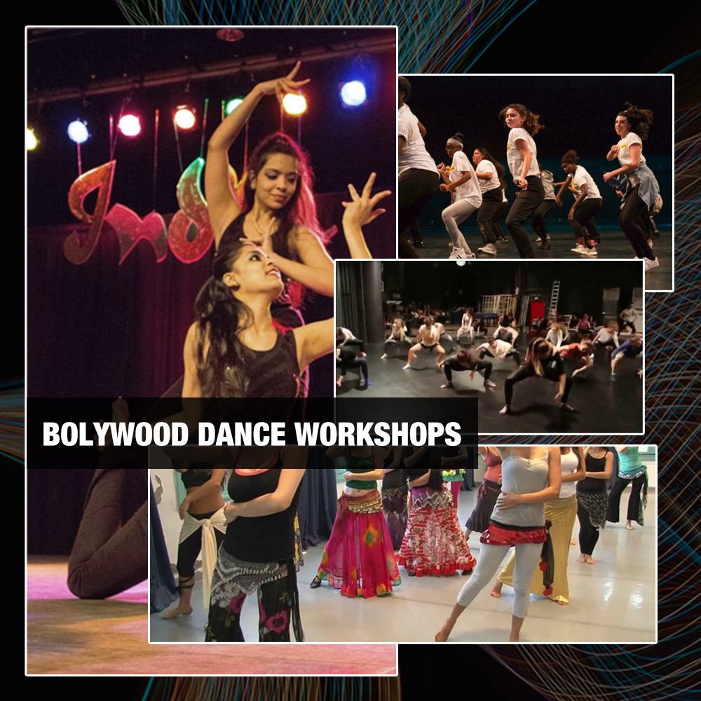 Bollywood Dance Workshops in Irvine Tustin Anaheim Los Angeles Orange County