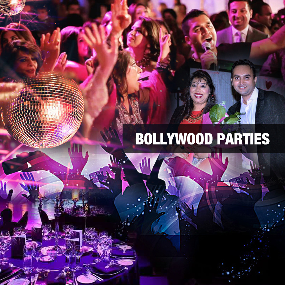 Indian Desi Bollywood Parties in Orange County Los Angeles