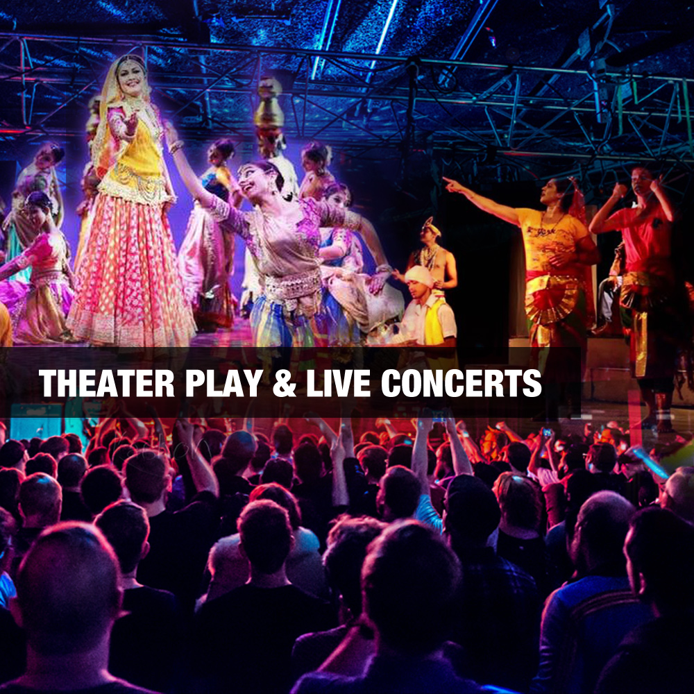 Indian Theater Play Bollywood Live Concerts in Orange County Los Angeles