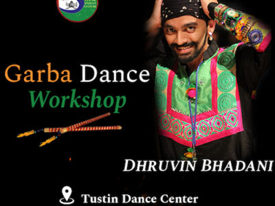 Garba Dance Workshop July 14 2019 in Tustin Orange County CA