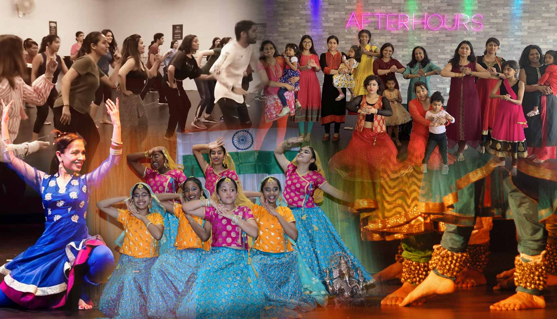 Indian Dance Classes in Orange County CA USA