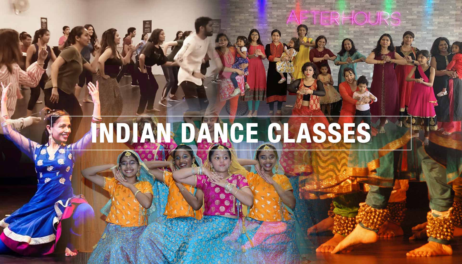 Indian Dance Classes in Orange County by Our Indian Culture