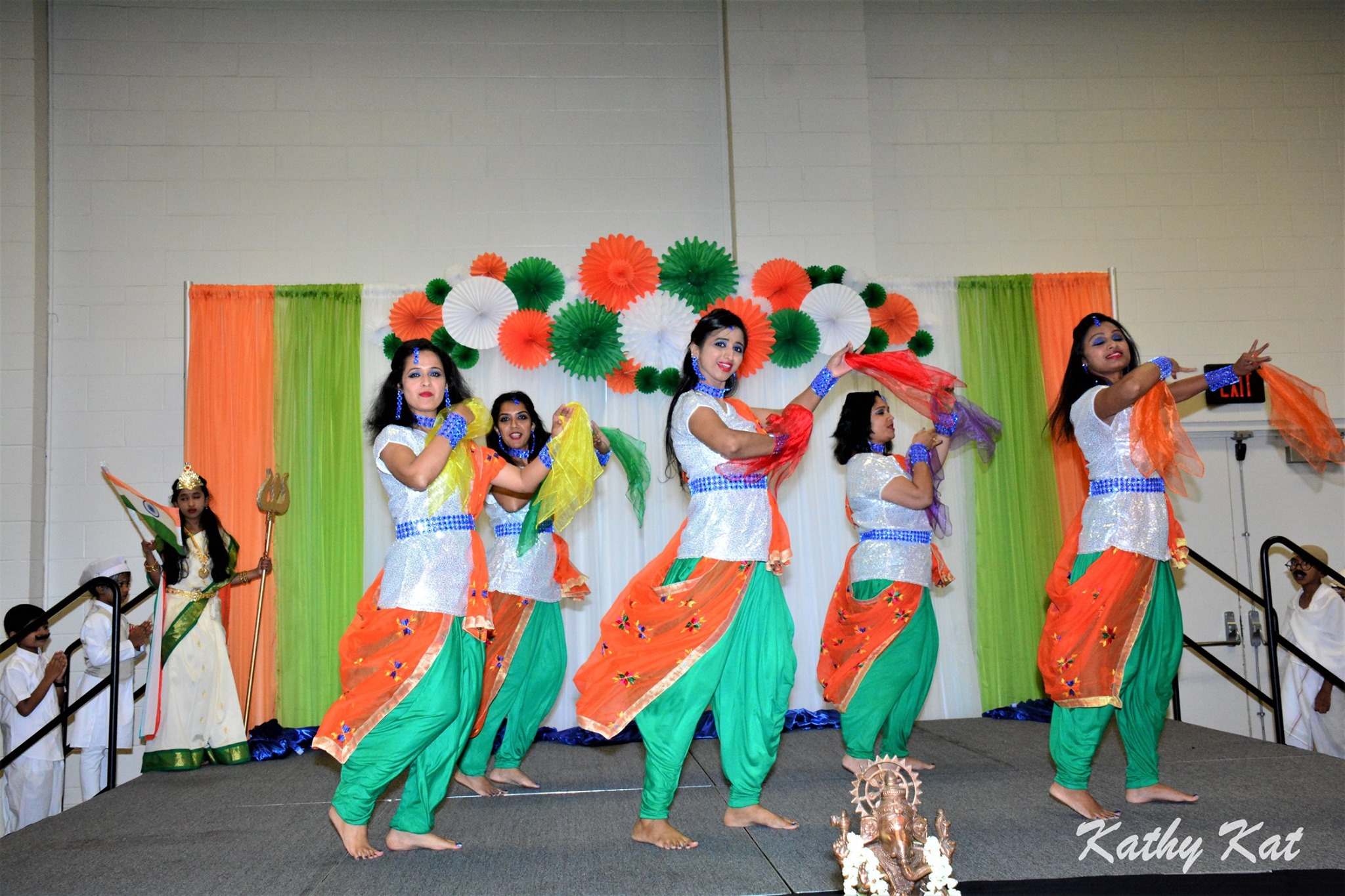 India Independence Day 2019 by Our Indian Culture in Anaheim, CA