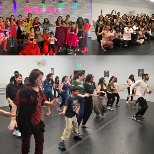 Bollywood Bhangra Kathak Dance Workshops in Orange County