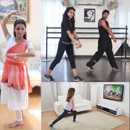 Online Skype Bollywood Kathak Bhangra Dance Classes By Our Indian Culture Tustin CA USA