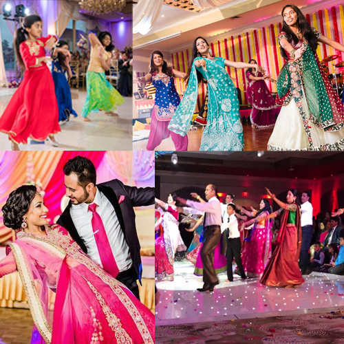 Top Rated Indian Wedding Dance First Dance Choreography in Orange County