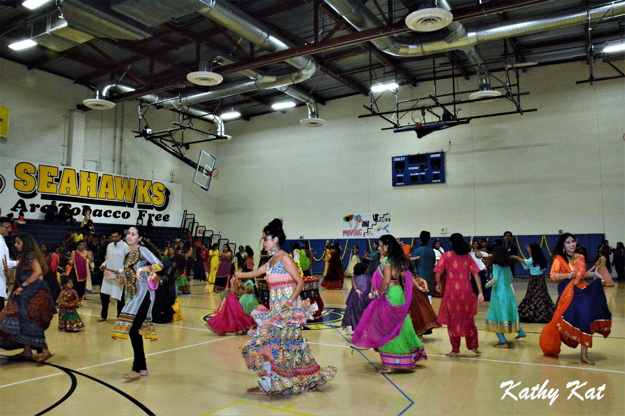 Raas Garba Dandiya Night in Lake Forest