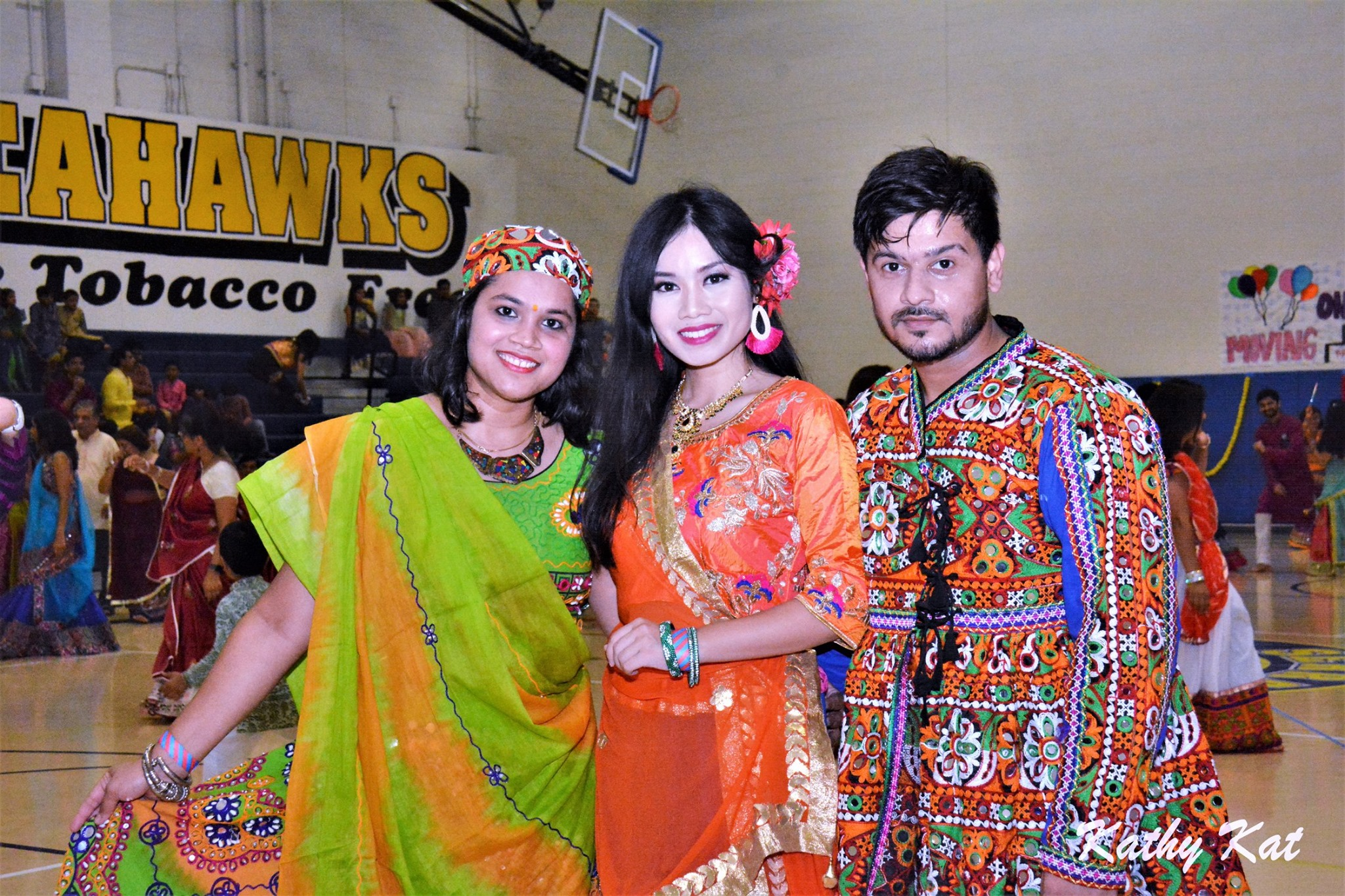 Garba Dandiya Raas 2019 Lake Forest organized by Our Indian Culture