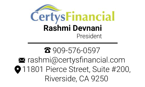 OIC Sponsor Certys Financial