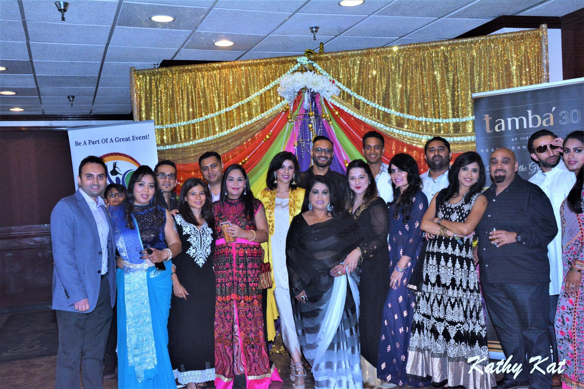 Diwali Bollywood Party in Anaheim Orange County CA by Our Indian Culture