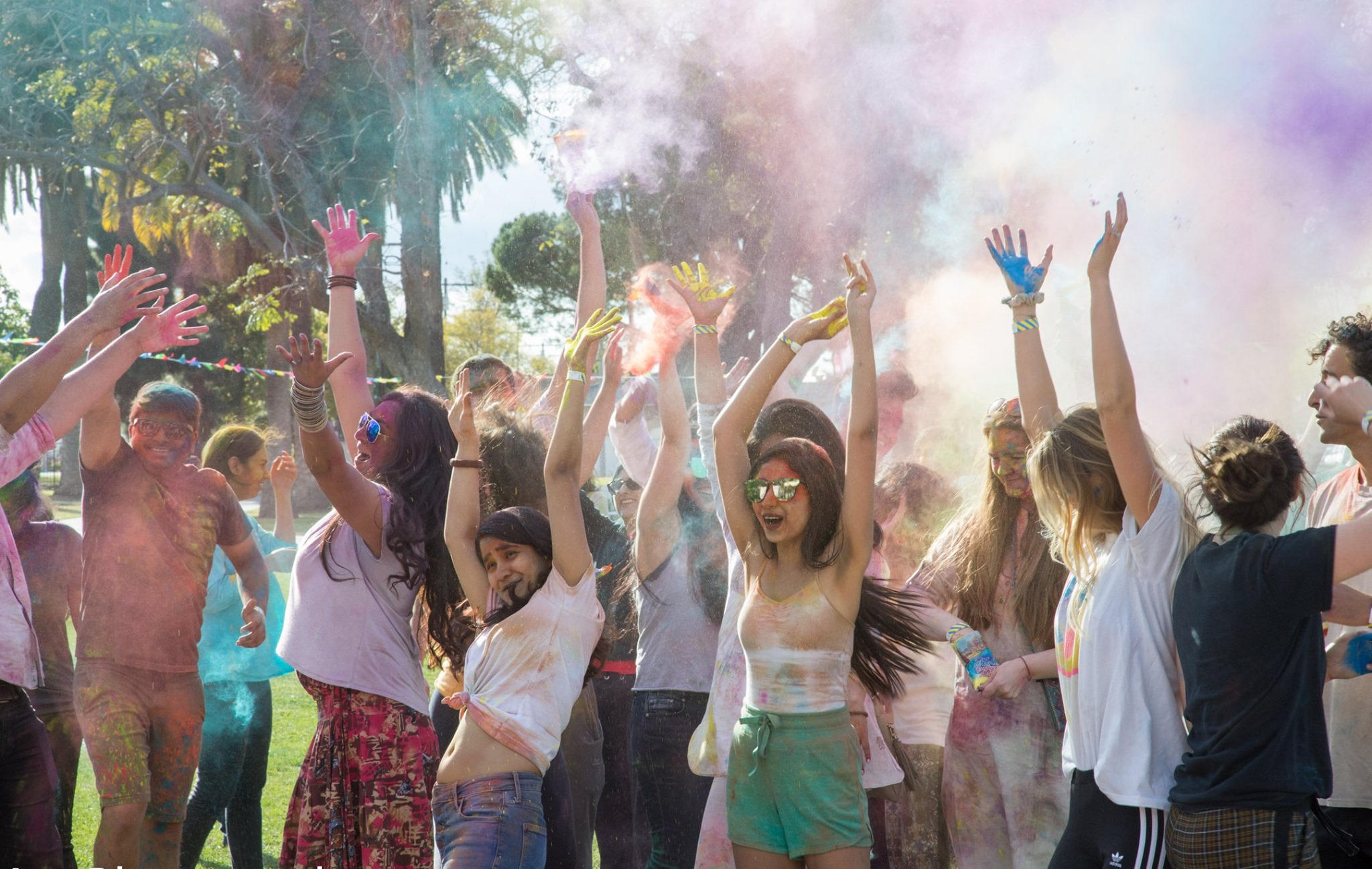 HOLI 2020 - Festival of Colors - Anaheim, CA
